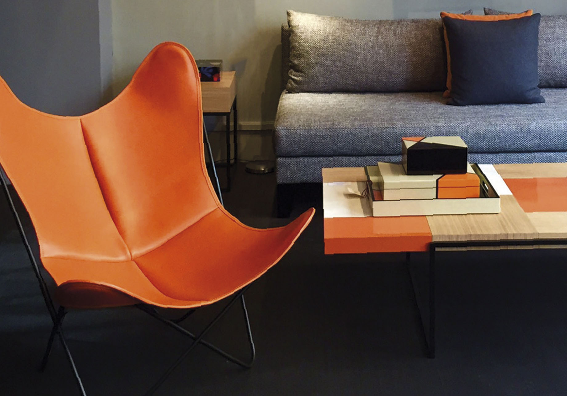 fauteuil-aa-buffalo-orange
