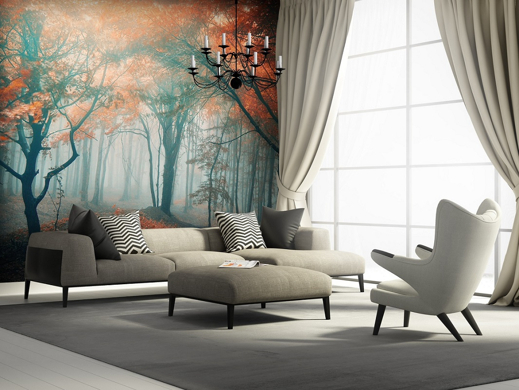 mur-tendu-salon-foret-chandelier_1800_800
